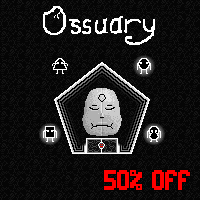 Ossuary 50% Off for Bureflux: Sep 21-27