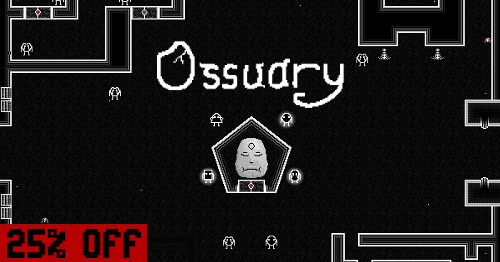 Ossuary Currently 25% Off