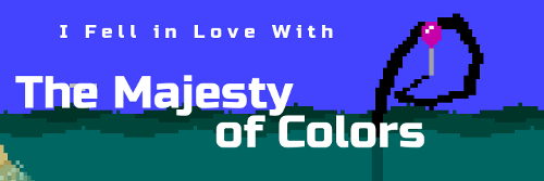 "Remastered ""The Majesty of Colors"" Coming Soon"