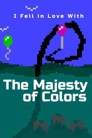 """The Majesty of Colors"" Is Released!"