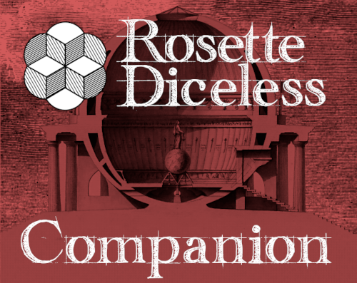 Rosette Diceless Companion Is Released!